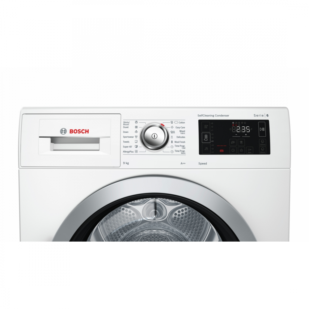 Bosch WTW8761BY SelfCleaning Condenser 3. kép