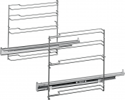 Bosch  Sütősín, Full extension rail, 1-level